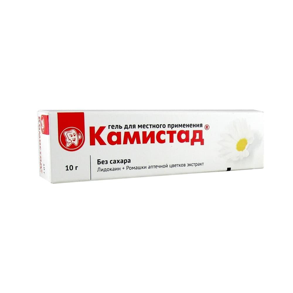 Камистад гель, 10 гр