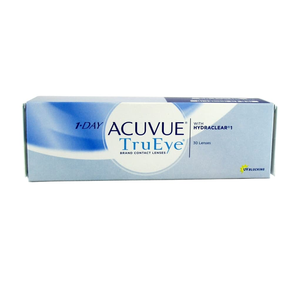 Контактные линзы Acuvue 1Day Trueye -2.50 30 шт