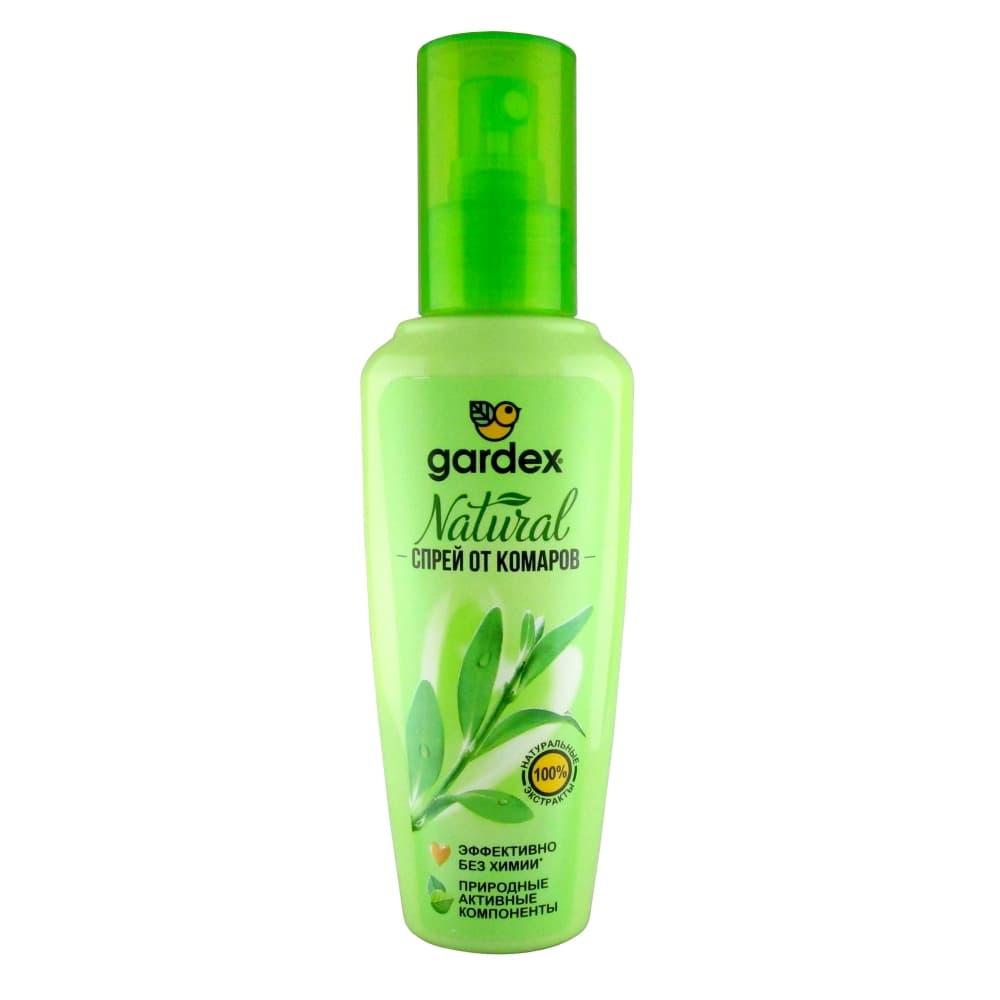 Gardex Natural спрей от комаров на натуральной основе, 110 мл