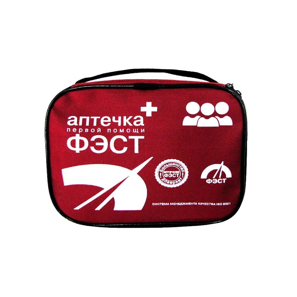 Аптечка первой помощи ФЭСТ Работникам / сумка