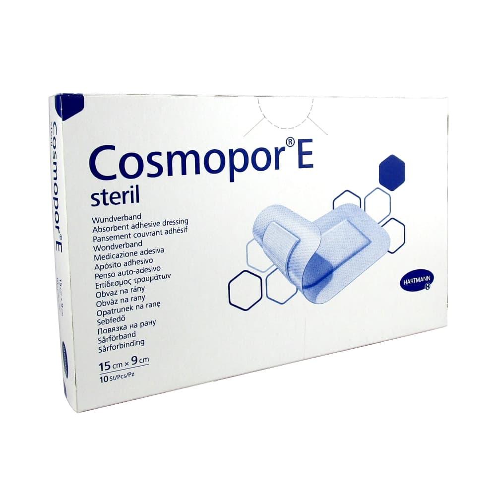 Cosmopor E steril Повязка пластырного типа 15 см х 9 см, 10 шт.
