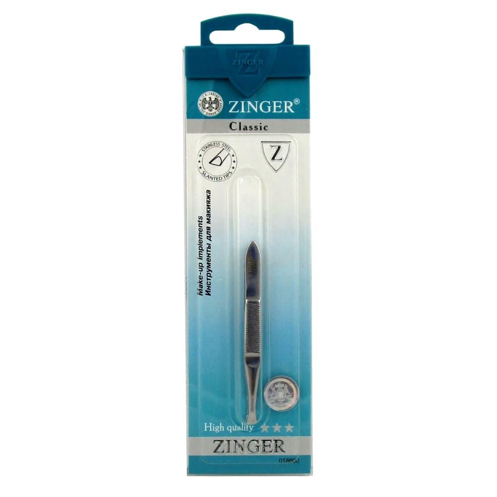 Zinger Пинцет скошенный ZO-B-162-S