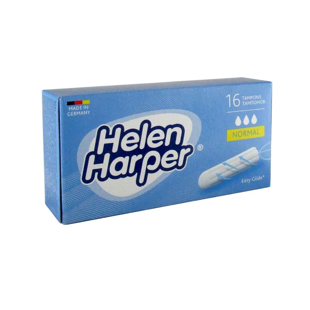 Helen Harper Normal Тампоны без аппликатора, 16 шт.