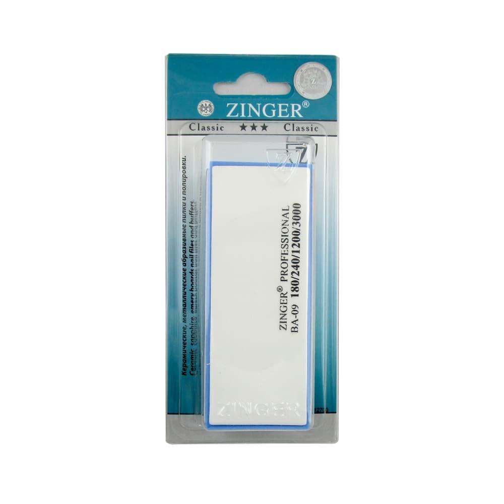 Zinger zo-BA-09 пилка-брусок