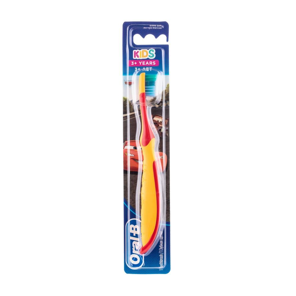 Oral-b Kids зубная щетка экстрамягкая для детей 3-5 лет. Cars/Frozen