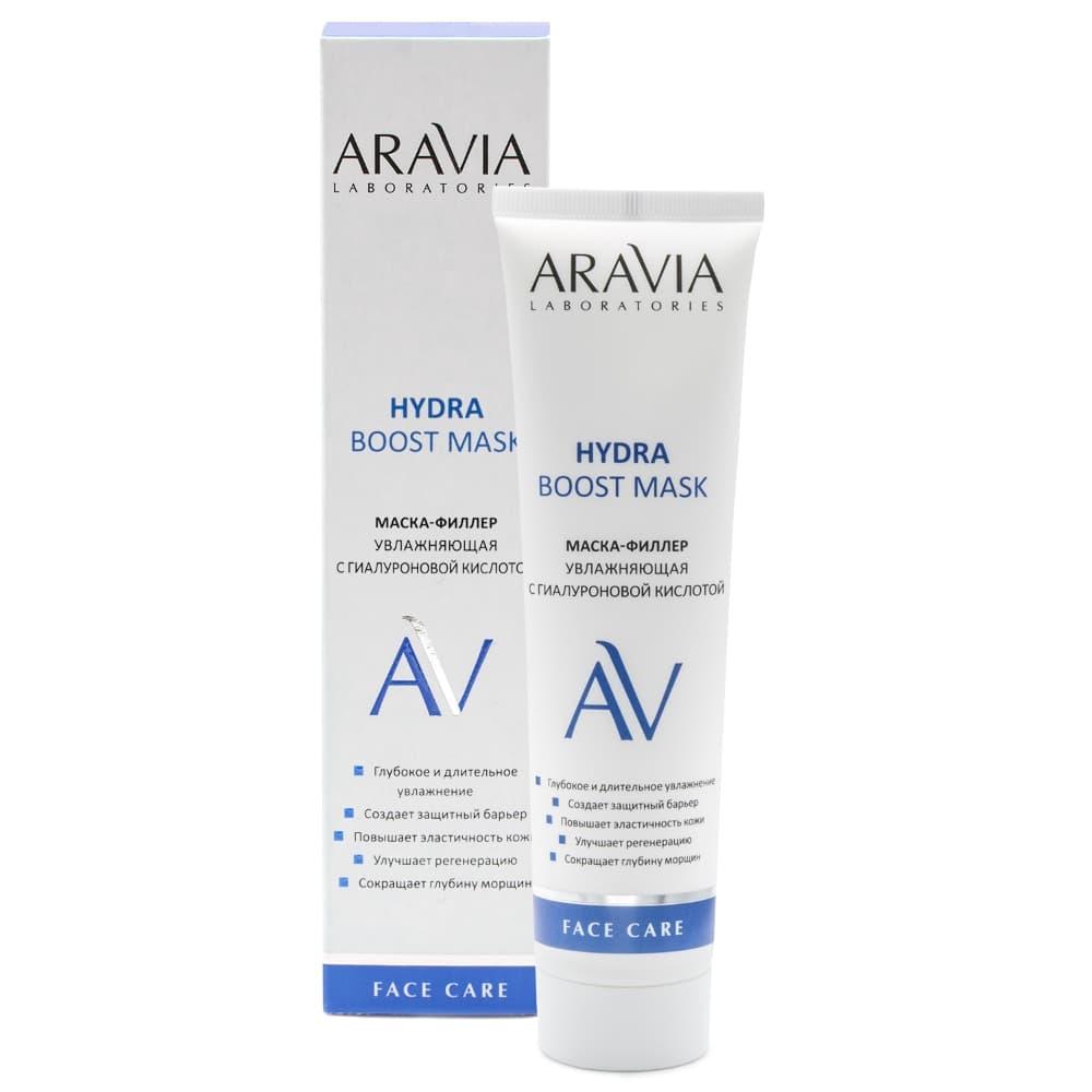 Aravia Laboratories маска-филлео увлажняющая с гиалуроновой кислотой
